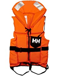 Helly Hansen Navigare Comfort - Chaleco unisex, color naranja, talla 90 kg+