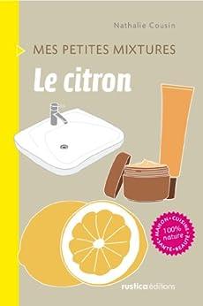 Le citron par [Cousin, Nathalie]