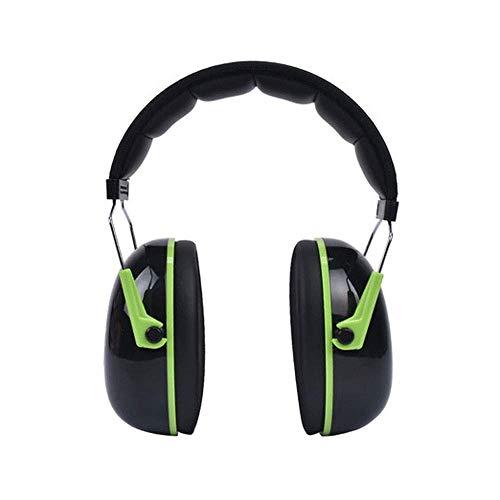 Orejeras Insonorizadas, Anti-ruido Para Dormir Industria Aprendizaje Reducción De Ruido Silencio Silencioso Auriculares Negro Reducción De Ruido 33 Decibeles