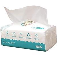 Frcolor 1 paquete de pañuelos desechables de limpieza facial desmontable, tela de algodón no tejida, toallitas.
