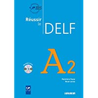 DELF A2 Book with CD - Didier Reussir