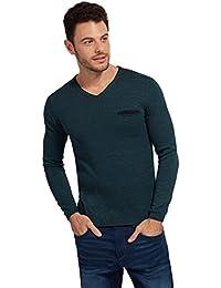 b832cf631f Tom Tailor Men's Sweaters Online: Buy Tom Tailor Men's Sweaters at ...