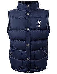 Tottenham Hotspur FC - Chaleco acolchado oficial - Para niño