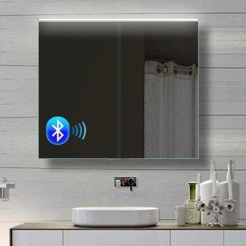 Spiegelschrank Bluetooth - Hightech für Ihr Badezimmer