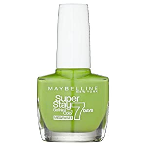 Maybelline SuperStay 7 Days Gel 660 Lime Me Up Nail Polish 10ml