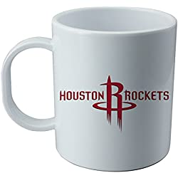 Taza y pegatina de Huston Rockets - NBA