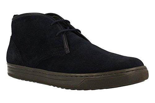 Escoba biografía metal  Geox Men's Uomo Ricky C Hi-Top Sneakers- Buy Online in Aruba at Desertcart