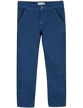 Jean Bourget Chino Armure, Pantalones para Niños