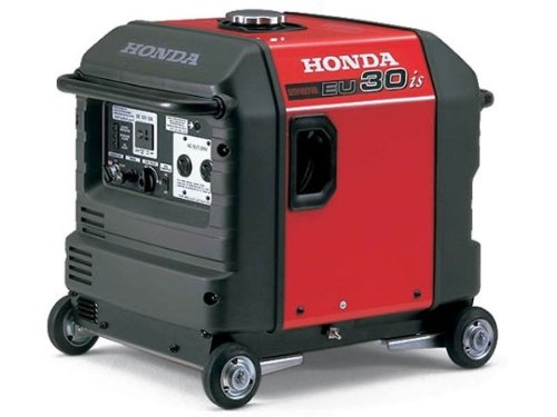 Honda EU30is Inverter Stromerzeuger Elektrostart   Stromgenerator, Stromaggregat