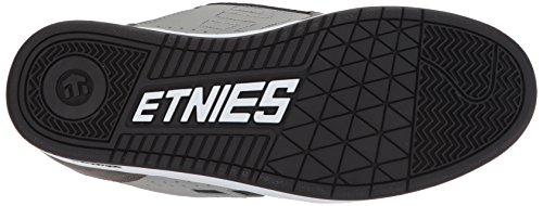Etnies Swivel, Scarpe da Skateboard Uomo Grigio (039-grey/black/white)
