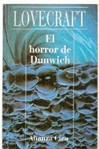 Horror de dunwich, el par  Lovecraft