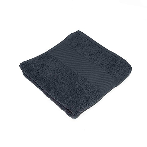 Telo 100% cotone spugna riccia - Classic Towel 30X56 Grigio