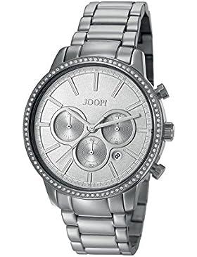 Joop! Damen-Armbanduhr JACKIE Chronograph Quarz Edelstahl JP101712003