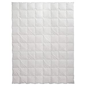 Centa-Star Harmony Couette en duvet/plumes, blanc, 155 x 220 cm