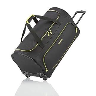 Travelite Basics – Bolsa de Viaje con Ruedas (70 cm, 71 cm)