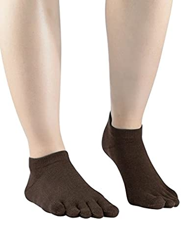 Knitido Everyday Essentials Sneaker | Cotton toes socks (89%) for everyday use in black, grey and dark green - low cut, Size:UK 11.5-14;Colours:grey