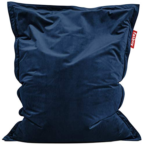 Fatboy® original Slim Velvet Dark Blue