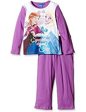 Disney Mädchen Zweiteiliger Schlafanzug Frozen