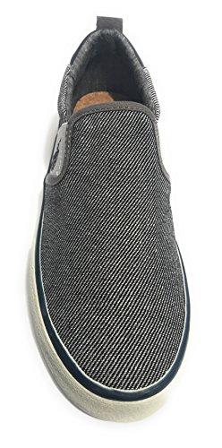 U.S.POLO ASSN. Turner Boston, Sneaker Infilare Uomo Grigio