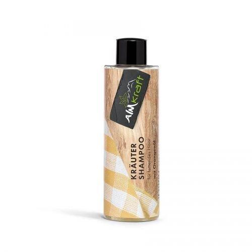 Almkraft Kräuter Shampoo Für Fettendes Haar Mit Orangenöl, 200 ml