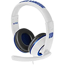 Subsonic - Auricular Pro League Tactical, Color Blanco - Game And Chat Headset (PS4, Xbox One)