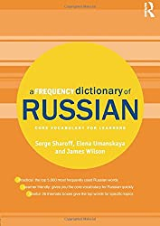 A Frequency Dictionary of Russian (Routledge Frequency Dictionaries)