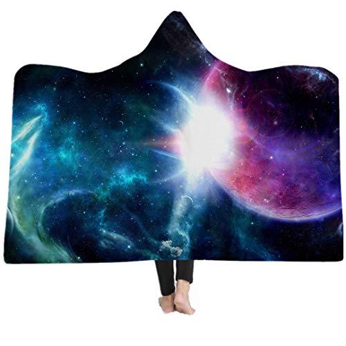 Galaxia/Estrella Manta con Capucha