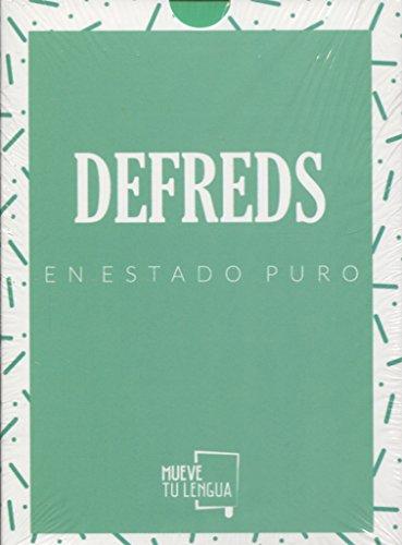 Defreds en estado puro por José Ángel Gómez Iglesias