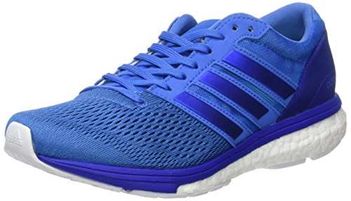 adidas Damen Adizero Boston 6 Laufschuhe, Blau Ray Bold Blue, 36 2/3 EU