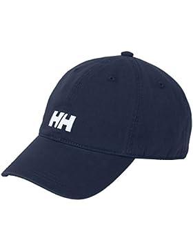 Helly Hansen Logo Cap  - Gorra unisex, color azul marino, talla única