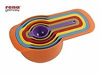 Cooking Measuring Spoon Set - 6 Pcs Baking