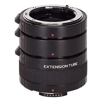 KENKO AF-Zwischenringe CANON EF-S EOS 400D 350D 40D. KENKO AF-Makro-Zwischenringsatz 12mm, 20mm und 36mm für digitale & analoge Canon SLR Kameras