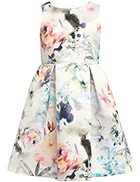 next Niñas Vestido Flores Para Ocasión Especial (3-16 Años) Estándar