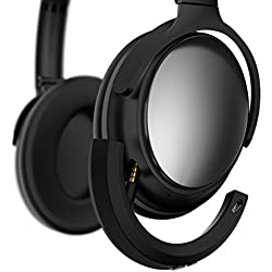 Adaptateur Bluetooth sans Fil pour Casque Bose QuietComfort 25, Myriann Noir récepteur Bluetooth 4.1pour Bose Qc25Acoustique Casque Réducteur de Bruit