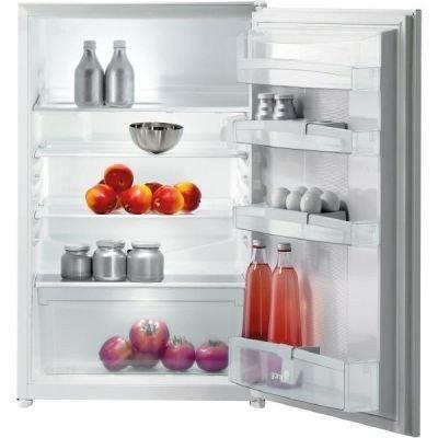 GORENJE 352782 Kühlschrank Einbau / A++ / 87.5 cm 95 kWh/Jahr /145 L Kühlteil / Innenbeleuchtung, Behälter für Obst/Gemüse/Ohne Gefrierfach / weiß