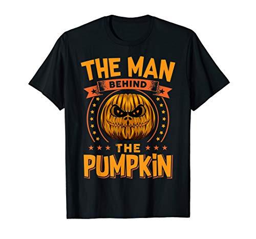 Halloween Paar Seine und Ihre Kostüme-Schwangerschaften T-Shirt (Gruselig Schwangerschaft Halloween-kostüme)