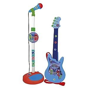 CLAUDIO REIG- PJ Masks Micro y Guitarra (2860.0)