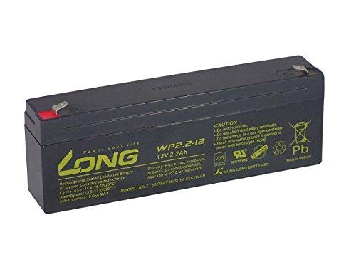 Akku kompatibel Ritar RT1223 RT 1223 12V 2,2Ah AGM Blei wartungsfrei Batterie - 35 Ah Blei