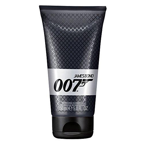 James Bond 007 Duschgel - Unwiderstehlich-frische Dusch-Lotion für Männer - perfekter Sommerduft gepaart mit britischer Eleganz - 1er Pack (1 x 150ml) -