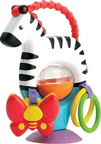 Fisher-Price FGJ11 Kleines Spiel-Zebra