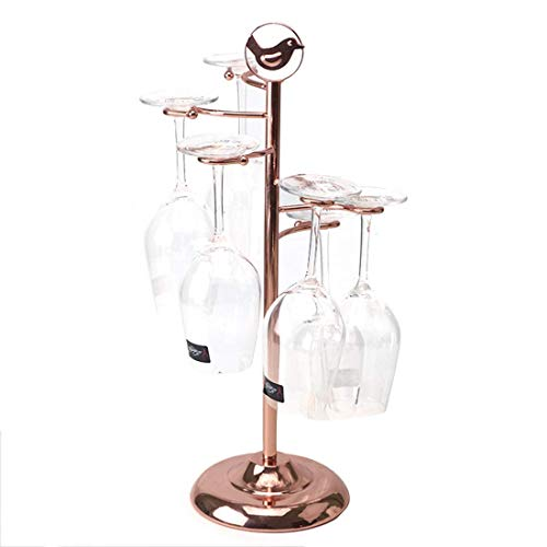 HhGold 5-Flaschen-Weinregal aus Holz, Freistehende Flaschen Ablageboden Kiefer-Weinregal (Farbe, Größe : Einheitsgröße) -