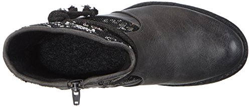 Rieker 93471-45, Bottes Classiques femme Gris