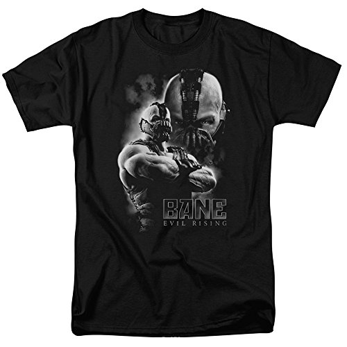 Bane -- Evil Rising -- The Dark Knight Rises Adulto Camiseta, L