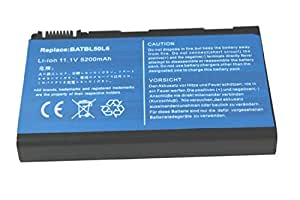 Battery for Acer TravelMate 2490 2492 2493 4202 4233 5510