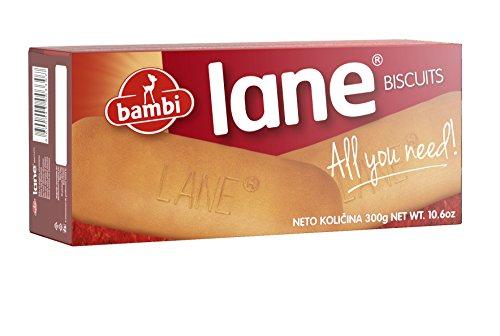 Preisvergleich Produktbild Bambi Lane Kekse,  3er Pack (3 x 300 g)