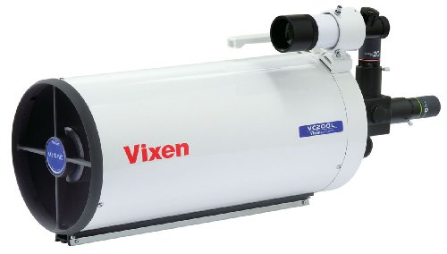 VIXEN Telescopio Schmidt-Cassegrain SC 200/1800 VC200L