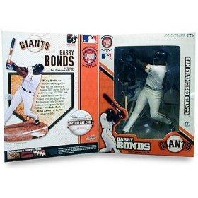 McFarlane Barry Bonds 700 Home Runs Commemorative Action Figure Box Set by McFarlane Toys