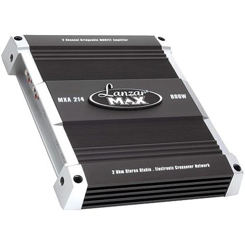 800W 2CH BRIDG MOSFET AMP