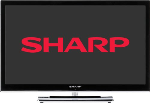 Sharp LC24DV250K 24-inch HD Ready LED TV with Freeview and Built-In DVD Player (Discontinued by Manufacturer)