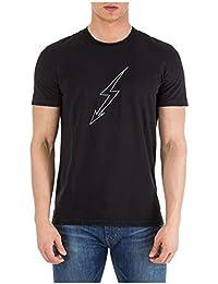 c98bf9ce411 Givenchy Camiseta Slim fit Hombre Nero